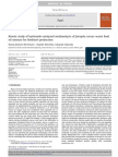 Kinetic study of hydroxide-catalyzed methanolysis of Jatropha curcas–waste food oil mixture for diesel production.pdf