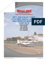 Anti-Collision Light Systems Installation and Service Manual