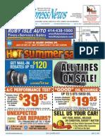 Milwaukee West, North, Wauwatosa, West Allis Express News  072315