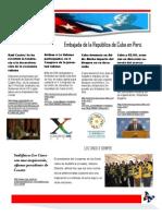 Boletín Cuba de Verdad Nº 101-2015