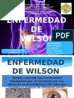 Enfermedad de Wilson
