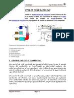 Maquinas Termicas - Ciclo Combinado