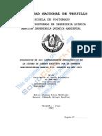Evaluacion de Los Contaminantes Atmosfericos en La Ciudad de Laredo