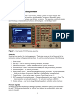 Function Generator Tutorial