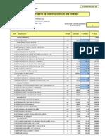 Analisis de Precio Unitario Edificio Xls