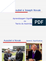 Ausubel - Novak