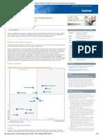 Magic Quadrant for Network Performance Monitoring and Diagnostics