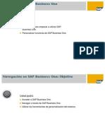 Navegacion SAP B1
