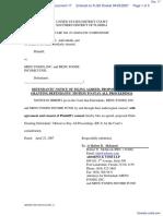 Troiano v. Menu Foods, Inc. et al - Document No. 17