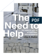 The Need to Help by Liisa H. Malkki