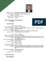 CV Jonathan Gil Maturín