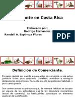 Presentacion El Comerciante en Costa Rica 14