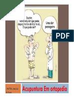 Ortopedia e Acupuntura