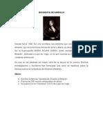 Biografia de Amarilis y Inca Garcilaso de La Vega