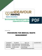 Proc ENV 06 Medical Waste Management_Rev 1