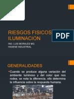 Contaminantes Fisicos - Iluminacion