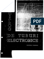 Catalog de Tuburi Electronice 1956