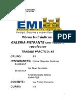 Proyecto de Presa Hidraúlica