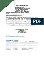 Indicação n 0082-2015