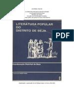 """CANTE - Pautas Musicais 12 in """"Literatura Popular do Distrito de Beja"""" publicado em 1987 pela DGEA"""