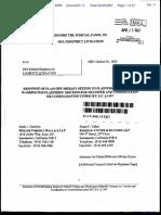 Suggett et al v. Menu Foods et al - Document No. 11