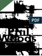 Phil Woods Sonata for Alto Sax and Piano