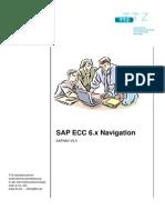 SAP ECC 6.0 Navigation V2.1