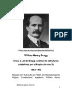 CAP57 William H Bragg e William L Bragg