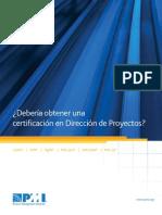 Requisitos Examen de Certification