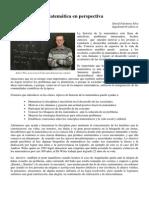 La historia de la matemática y didiáctica