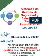 Sistemas de gestion de sst -seguridad
