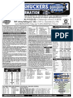 7.17.15 vs CHA Game Notes