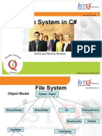File System in C#