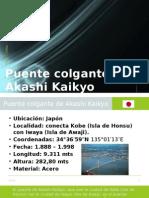 Puente Akashi Kaikyo