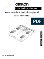 Instructivo Omron