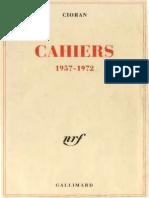 [1997] Cahiers