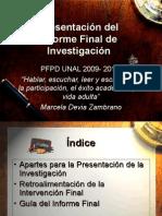 Presentación Final Investigación