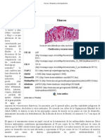 Diarrea - Wikipedia, La Enciclopedia Libre