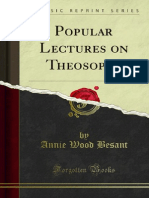 Popular Lectures on Theosophy 1000010331