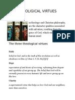 Theoligical Virtues