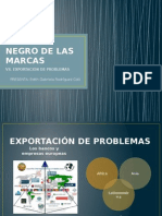 El Libro Negro de Las Marcas Exportacion de Problemas