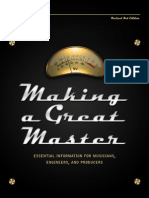 Mastering Guide to Audio