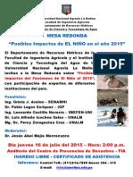 Mesa Redonda FEN 2015