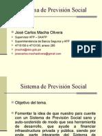 Sistema de Prevision Social