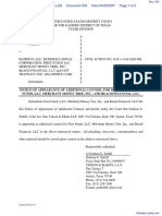 AdvanceMe Inc v. RapidPay LLC - Document No. 243
