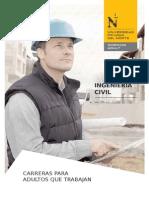 Brochure Ingenieria Civil