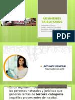 Regimenes Tributarios - Presentable