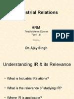 IR-  1.1 PGP '15