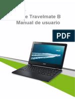 Manual Usuario Acer Travel Mate TmB1
