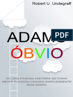 Adams Obvio - Robert R. Updegraff